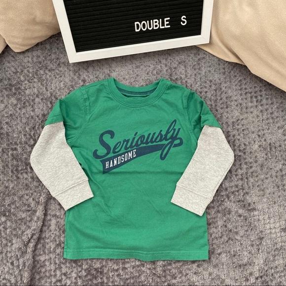 Carter's Other - Toddler Boy Long-Sleeve Shirt #15